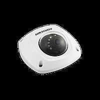 Миникупольная IP-камера DS-2CD2532F-IS, 3Мп,4мм,12V/PoE,ИК подсветка до 10м, встроенный микрофон.