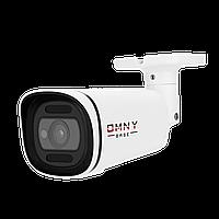 IP камера OMNY BASE ViBe8EZ-WDS 27135, буллет, 3840x2160, 15к/с, 2.7-135мм мотор. объектив, EasyMic, 12В DC,