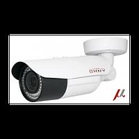 IP камера OMNY PRO M5S2A 2812 буллет, 2Мп(1920×1080) 60к/с, 2.8-12мм мотор., F1.2, АРД, EasyMic, аудиовыход,