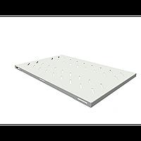 Полка стационарная усиленная для шкафов глубиной 1000мм, (глубина полки 710мм) распределенная нагрузка 120кг,