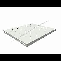 Полка стационарная усиленная для шкафов глубиной 600мм, (глубина полки 400мм) Распределенная нагрузка 120кг,