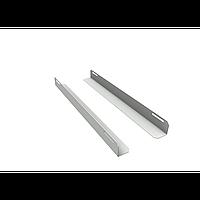 Комплект уголков опорных для шкафа глубиной 800мм (глубина уголка 550мм), распределённая нагрузка 20кг,