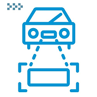 Модуль распознавания автомобильных номеров Macroscop Light. Лицензия для одного сервера на 1 IP Камеру для
