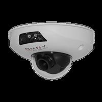 IP камера OMNY BASE miniDome2AE-WDS 17, купольная 2Мп (1920×1080) 30к/с, 1.7мм, F2.0, 802.3af A/B, 12±1В DC,