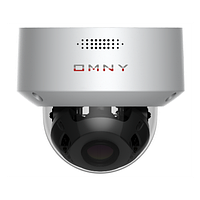IP камера OMNY PRO M25F 27135 купольная 5Мп (2592x1944) 30к/с, 2.7-13.5мм мотор, встр.микр/EasyMic,
