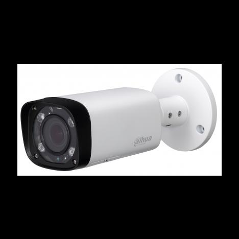 IP камера Dahua DH-IPC-HFW2421RP-VFS-IRE6 уличная 4 Мп, WDR 120dB, мотор.объектив 2.7-12мм, ИК до 60 метров,