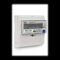 """Счетчик """"НЕВА"""" МТ 124 AR2S RF2PC 5(60) однофазный, многотарифный"""