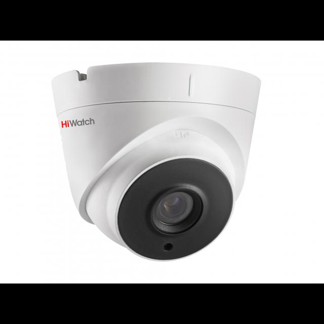 Уличная IP-камера DS-I253 (2.8mm), 2Мп, фикс. объектив 2.8мм, ИК до 30м, DWDR, DC12В/PoE, IP67
