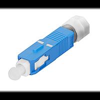 Оптический адаптер SNR SC-M/FC-F SM