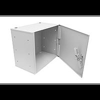 Антивандальный шкаф, тип-пенальный высота 450мм, глубина 300 мм, ширина 530мм, почтовый замок
