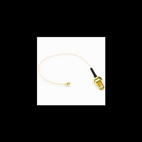 Антенный адаптер Uf.l-female (I P X) - 240мм -SMA-female