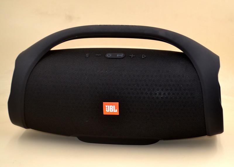 Boombox беспроводная колонка 30 см Bluetooth Портативная - фото 1