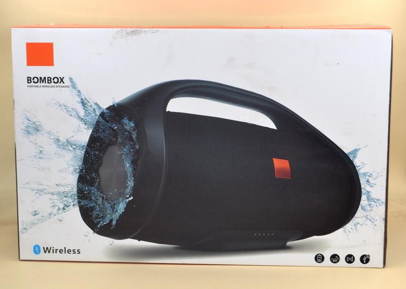 Boombox беспроводная колонка 30 см Bluetooth Портативная - фото 2