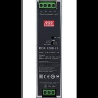 DDR-120B-24 Преобразователь: DC/DC; 120Вт; Uвх:16,8 - 33,6.В; Uвых:24ВDC; Iвых:5А, Mean Well