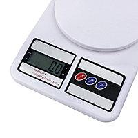 Кухонные весы электронные 5кг / шаг 1 грамм