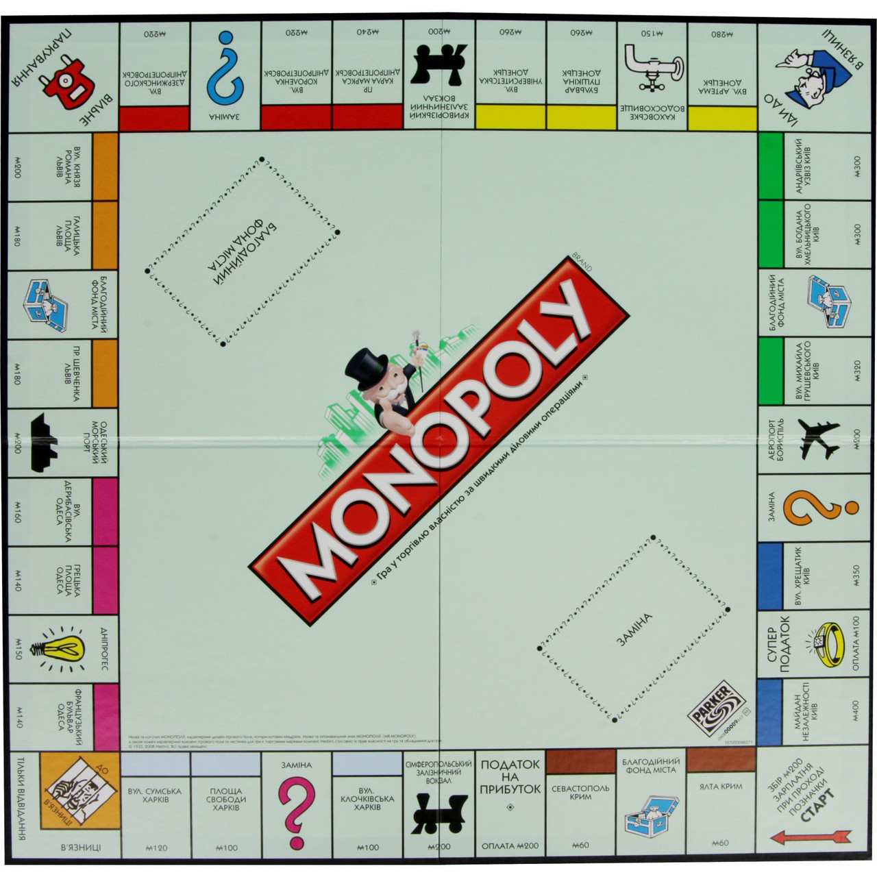Настольная игра Монополия классическая семейная - фото 2