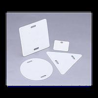 Бирка кабельная 134 (Б.квад.)(уп. 100шт.)