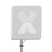 ZETA MIMO BOX - широкополосная панельная антенна 4G/3G/2G/WIFI (17-20dBi) с герметичным боксом