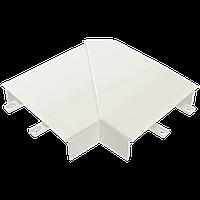 Угол плоский изменяемый для кабельного канала 75х20
