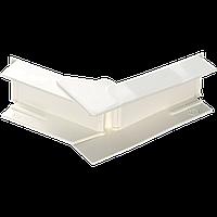 Угол внутренний/внешний изменяемый для кабельного канала 20х12,5