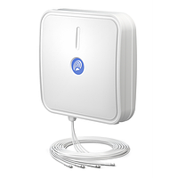 Секторная антенна QuPanel LTE HP MIMO 4x4, LTE, 5м кабель, SMA разъём