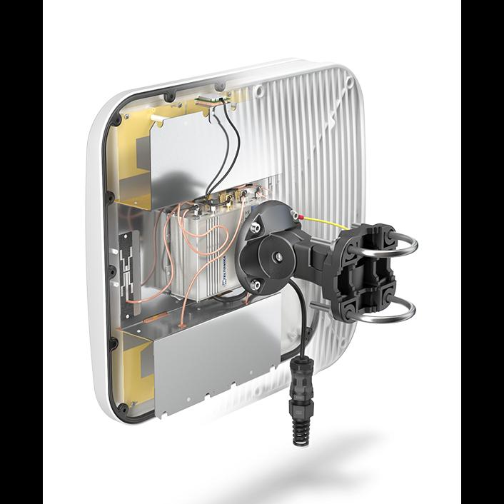 Антенна QuMax LTE MIMO 4x4 + Wi-Fi 2,4/5 ГГц + GPS + Bluetooth для роутера RUTX12