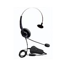 Voice Technologist VT1000 USB Гарнитура проводная моно