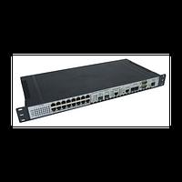Оптический мультиплексор 8xE1+Gigabit Ethernet 1000BASE-T+4x RS-485, без SFP трансиверов T501.116.804
