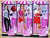 17-123 Кукла барби 12шт в уп., цена за 1шт 33*14см