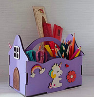 Именные карандашницы