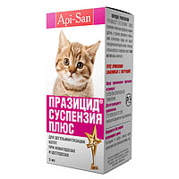 Празицид-суспензия Плюс для котят