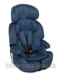 Автокресло Lorelli IRIS Isofix  9-36 кг  Синий / BRITTANY BLUE 2130