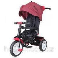 Велосипед Lorelli JAGUAR Air Красно-черный / Red&Black LUXE 2103