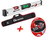905D Капро электронный уровень + 378 лазерная рулетка +сумка