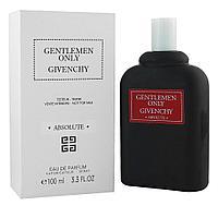 ТЕСТЕР Givenchy Gentlemen Only Absolute 100