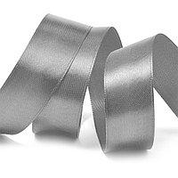Атласная лента Silver 4см*23м