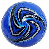 Мяч футбольный Zez Sport FT8-20 blue