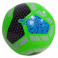 Мяч футбольный Zez Sport FT-1802 green