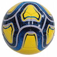 Мяч футбольный Zez Sport FT-1803 yellow