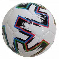 Мяч футбольный Zez Sport FT-1804 white
