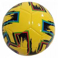 Мяч футбольный Zez Sport FT-1804 yellow