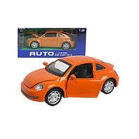 Машинка Tian Du F1077-1 orange
