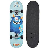 Подростковый скейтборд Fun4u Skater Monster