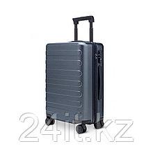 """Чемодан Xiaomi 90 Points Seven Bar Suitcase 20"""" Титановый Серый"""