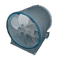 Вентилятор осевой ВО 16-310 №4 ДУ