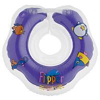 Flipper: Круг на шею для плавания муз. от 0 до 2 лет