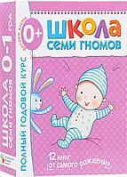 Денисова Д.: Полный годовой курс занятий 0-1г (комплект)