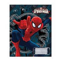Тетрадь 24 л. А5 линия. Spider-man