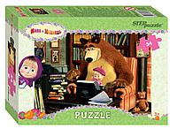 "Step Puzzle: Пазлы ""Маша и медведь"", сет. 54 эл."