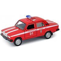 Welly: 1:34-39 LADA 2107 Пожарная охрана